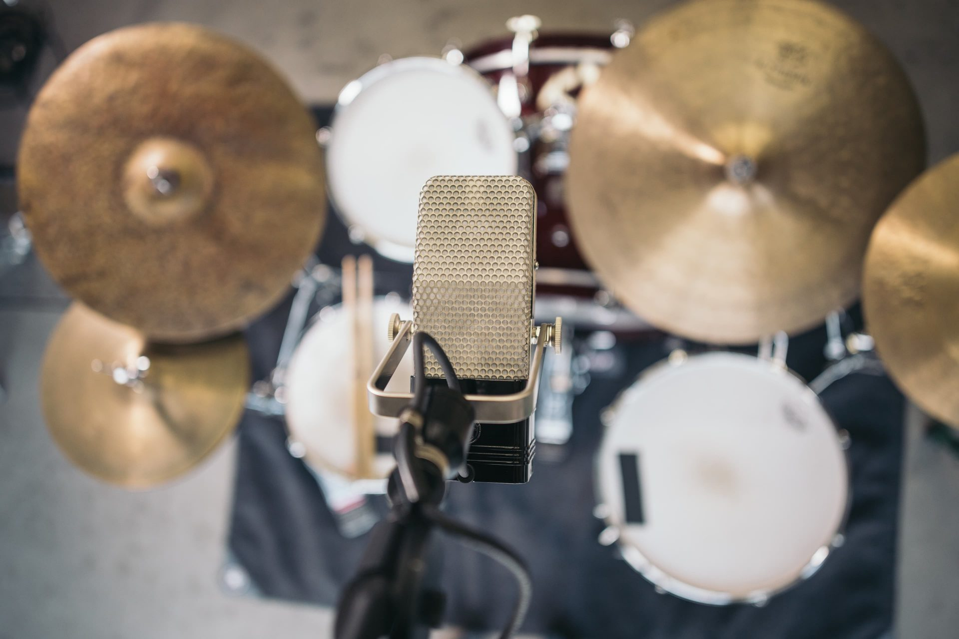How To Record Drums With the R44 | AEA Ribbon Mics & Preamps