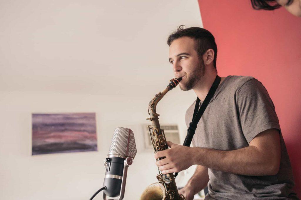 KU4-Saxophone