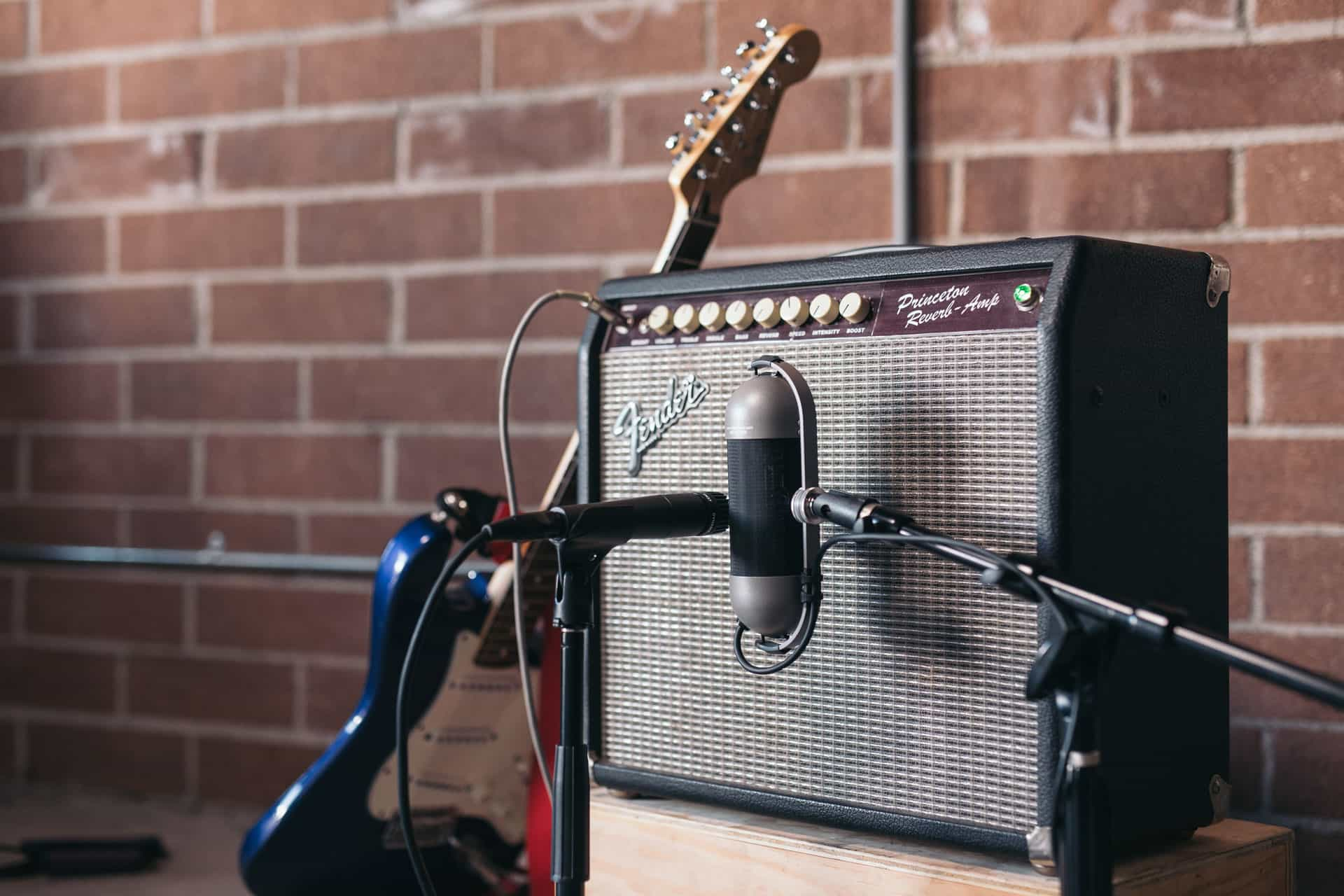 How To Record Electric Guitar With the R92 | AEA Ribbon Mics & Preamps