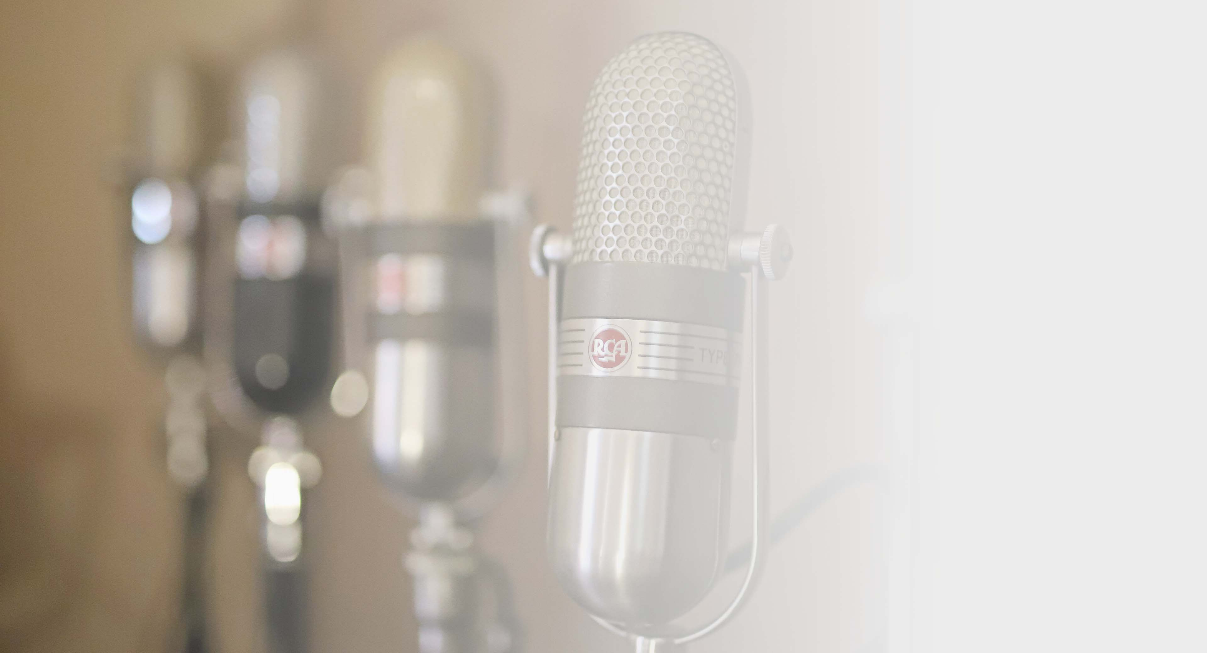 Vintage and Coles Microphone Repairs | AEA Ribbon Mics & Preamps