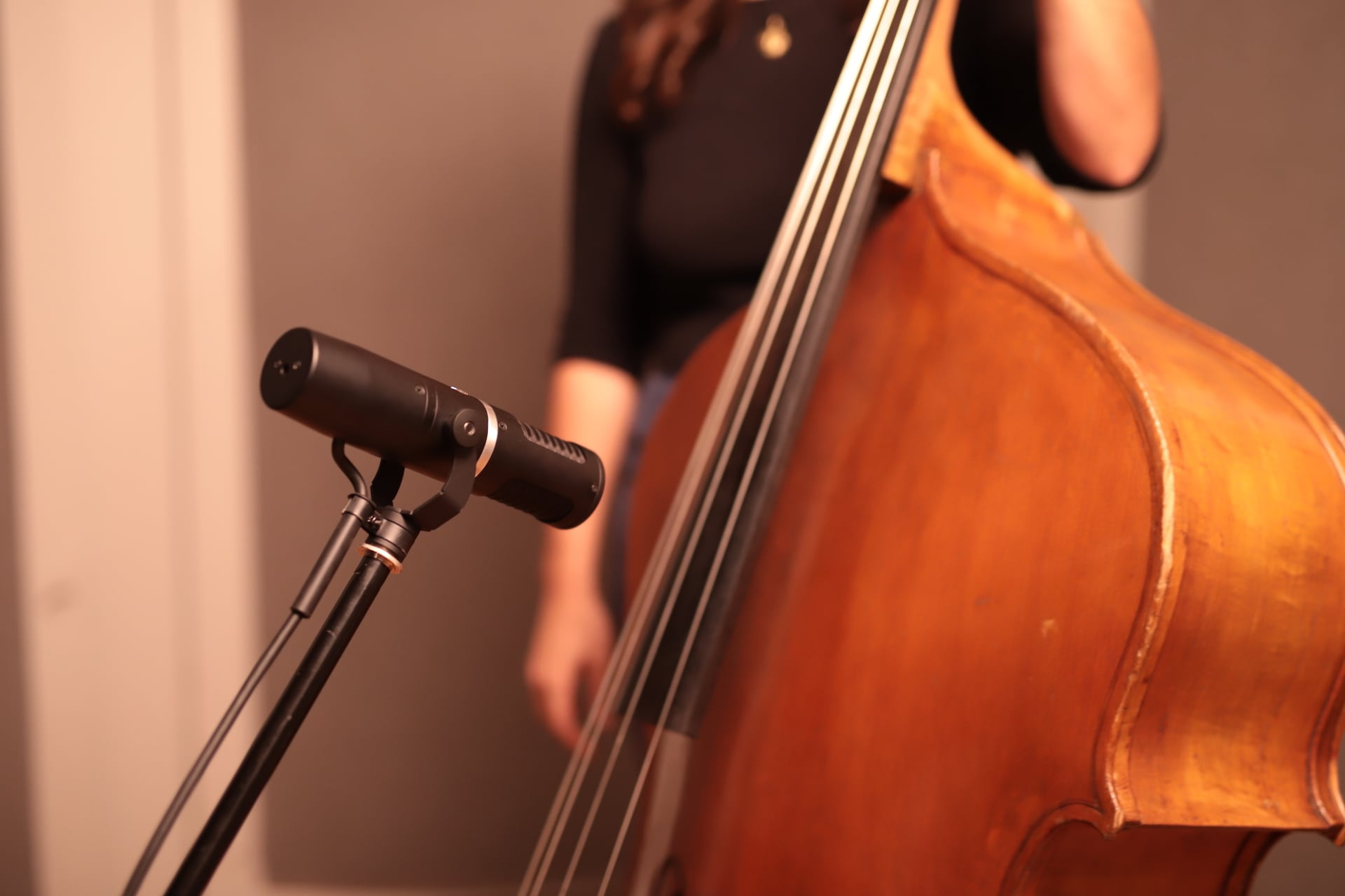 How To Record Double Bass And Cello With The Ku5a Aea